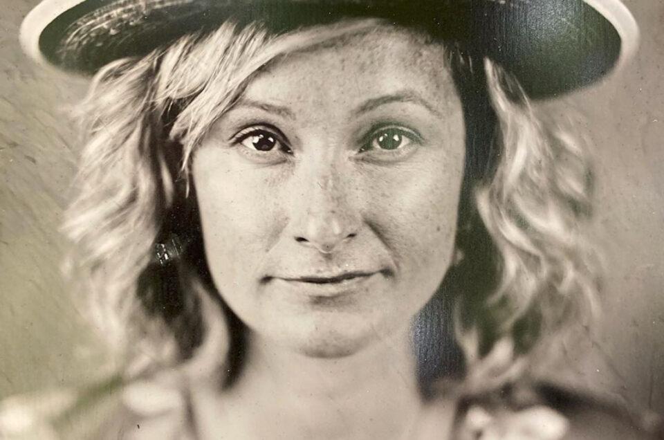 Séance portrait au collodion Août 2021